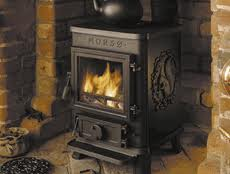 Morso Squirrel 1410 Woodburner Multifuel Stove